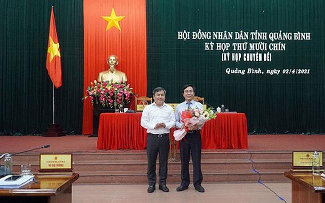 Quảng Bình có tân Phó Chủ tịch HĐND tỉnh
