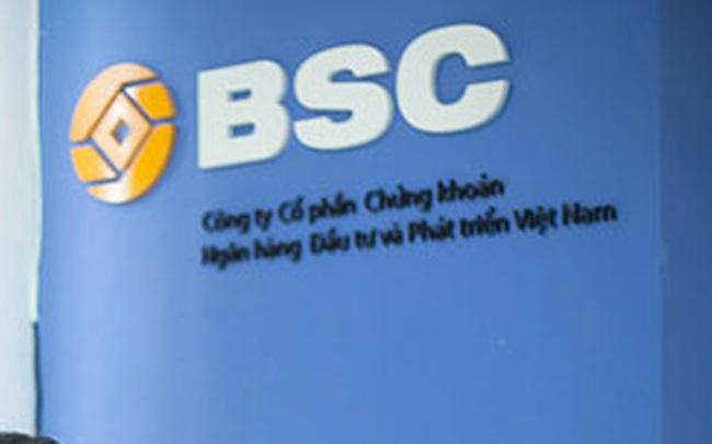Chứng khoán BSC tạm chuyển giao dịch sang HNX từ đầu tháng 5