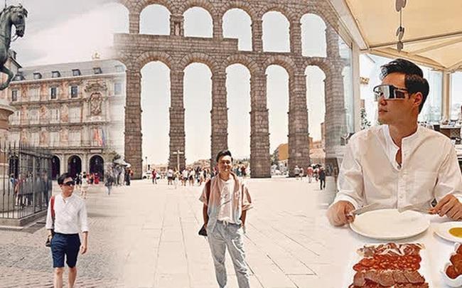 Ca sĩ Quang Vinh nói về sự nghiệp travel blogger: Chuyến đi đắt nhất trị giá gần 1 tỷ đồng, đã tới 35 quốc gia và không bao giờ bóc phốt