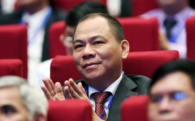 """Để trở thành người giàu số 1 Việt Nam, tỷ phú Phạm Nhật Vượng nhắn nhủ: """"Đừng làm theo thông lệ hiện có"""""""