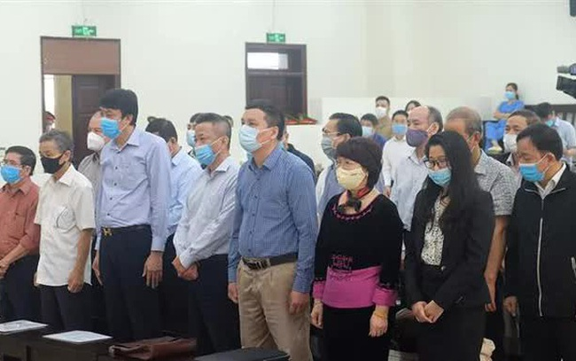 Chiều nay tuyên án 19 bị cáo gây thiệt hại 830 tỉ đồng trong vụ Gang thép Thái Nguyên