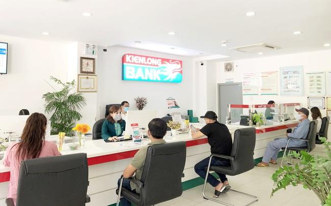 Bán xong cổ phiếu STB, Kienlongbank báo lãi quý 1/2021 tới 702 tỷ đồng, tăng gấp hơn 12 lần cùng kỳ năm trước