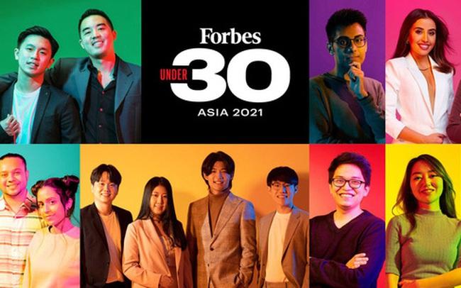 Ba cô gái Việt lọt vào danh sách '30 Under 30' toàn châu Á năm 2021 do Forbes bình chọn