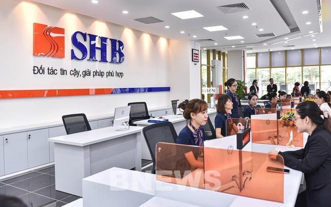 SHB lên kế hoạch lợi nhuận tăng tới 88%, dự kiến chào bán 539 triệu cổ phiếu cho cổ đông hiện hữu giá 12.500 đồng/cp