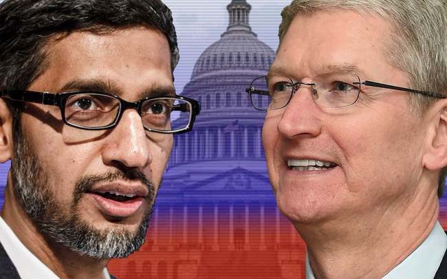 'Chúng tôi đều sợ Google và Apple'