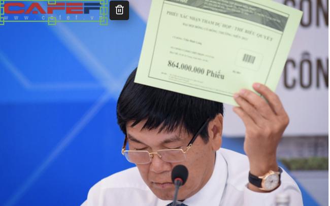 Đây là lí do Chủ tịch Hoà Phát ủng hộ chia cổ tức bằng cổ phiếu, quyết định tăng cổ tức năm 2020 lên 40% ngay tại đại hội
