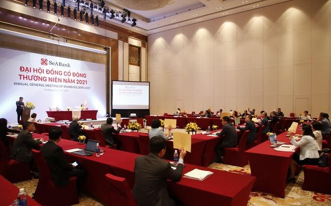 ĐHCĐ SeABank: Chốt kế hoạch tăng vốn lên gần 16.600 tỷ đồng, lợi nhuận tăng 40% trong năm nay
