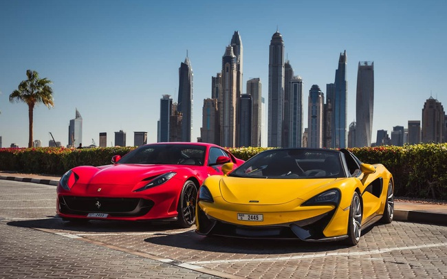 """Điều ít biết về một cuộc sống hoàn toàn khác ở Dubai: Siêu xe, dinh thự dát vàng hoàn toàn đối nghịch với """"cảnh tượng"""" này"""
