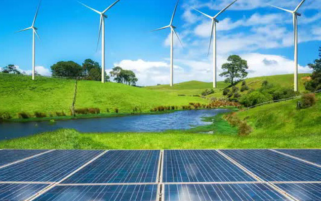 """Gỡ chính sách để """"lái"""" nguồn vốn nước ngoài vào năng lượng tái tạo"""