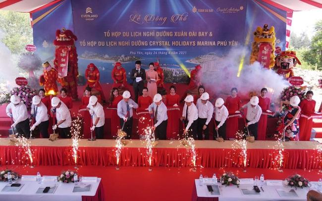 Phú Yên có thêm hai dự án nghỉ dưỡng quy mô 37ha tại thị xã Sông Cầu