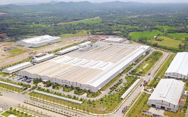 Giá thuê bất động sản công nghiệp lập đỉnh mới