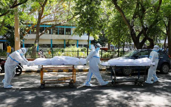 Hơn 1 triệu ca nhiễm trong 3 ngày, bão Covid-19 khiến Ấn Độ chao đảo