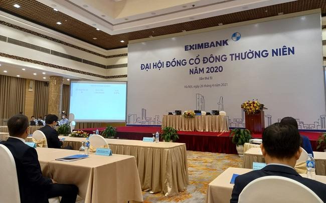 ĐHCĐ lần 3 của Eximbank lại bất thành