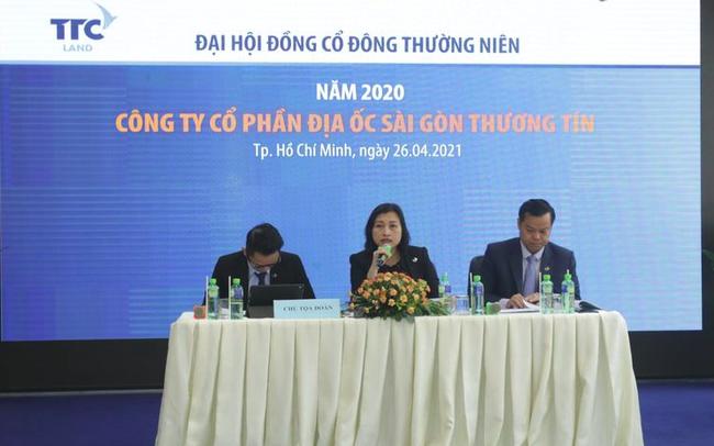 """ĐHĐCĐ TTC Land (SCR): Sẽ M&A và mở rộng quỹ đất tại Phú Quốc, quý 2 dự kiến lợi nhuận đột biến 230 tỷ đồng nhờ """"book"""" dự án quận 7 và Bình Chánh"""
