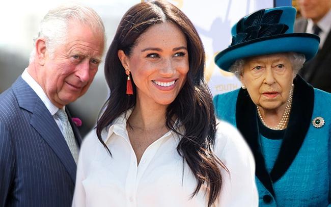 Meghan đưa ra điều kiện để chấp nhận hàn gắn với Hoàng gia Anh, phản ứng của Thái tử Charles được dân tình ủng hộ