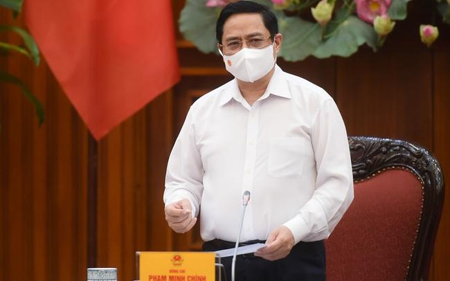 Dịch COVID-19: Thủ tướng yêu cầu tuyệt đối không được chủ quan, lơ là