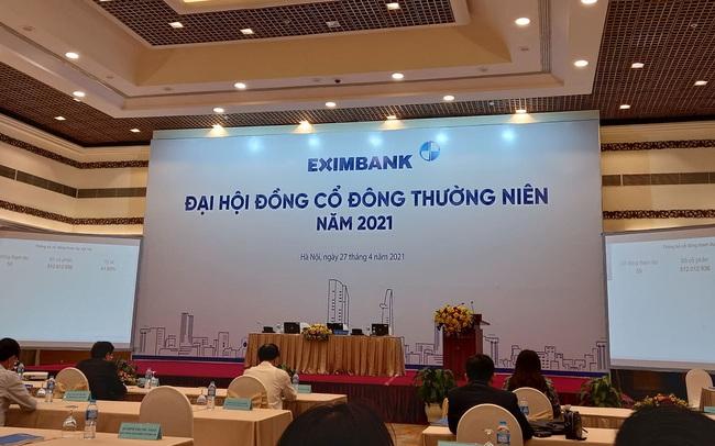 ĐHCĐ thường niên năm 2021 của Eximbank bất thành