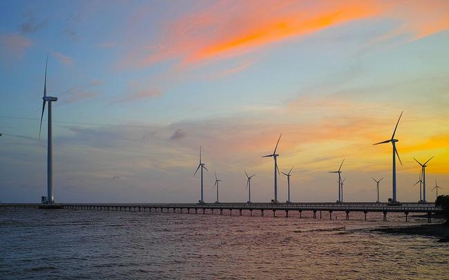 Ninh Thuận xây dựng dự thảo phát triển điện gió biển trong 10 năm tới