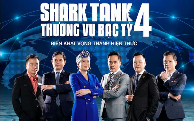Lộ diện dàn cá mập Shark Tank mùa 4: Shark Dzung vắng mặt, Shark Phú và Shark Louis Nguyễn trở lại