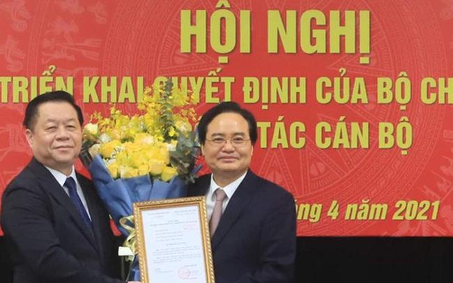 Ông Phùng Xuân Nhạ làm Phó trưởng Ban Tuyên giáo Trung ương
