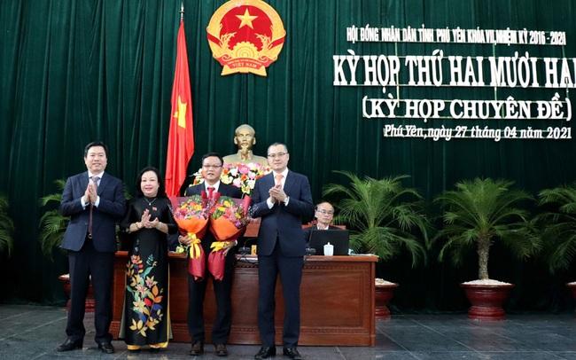 Ông Đào Mỹ giữ chức Phó Chủ tịch UBND tỉnh Phú Yên