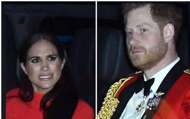 """Harry """"sốc"""" trước sự tiếp đón lạnh nhạt của hoàng gia, trở về Mỹ cũng không ngừng dằn vặt, trong khi Meghan có thái độ trái ngược"""