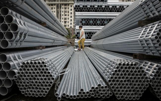 Trung Quốc điều chỉnh thuế với các sản phẩm thép từ ngày 1/5