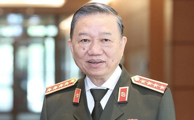 27 tướng lĩnh, sỹ quan công an ứng cử đại biểu Quốc hội khóa mới