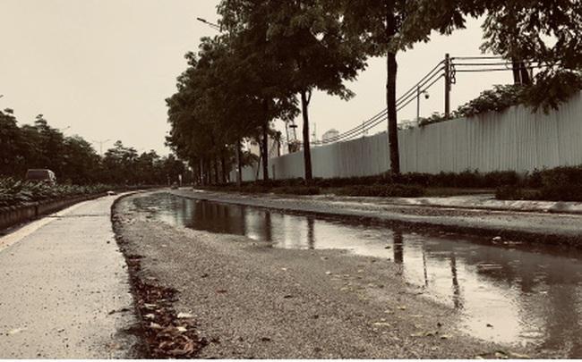 Đường nghìn tỷ ở Hà Nội vừa xong, mặt đường đã bị bóc lên gây lãng phí