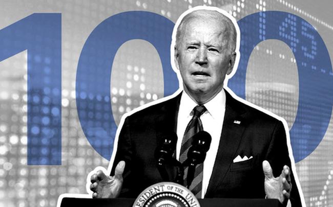 """Ông Biden tự hào khoe những """"trái ngọt"""" của 100 ngày đầu nhiệm kỳ: Nước Mỹ đang trỗi dậy!"""