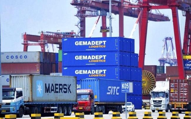 Gemadept (GMD): Quý 1 lãi 172 tỷ đồng tăng 40% so với cùng kỳ
