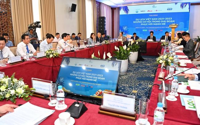 Bộ trưởng Bộ VHTTDL Nguyễn Ngọc Thiện: Khi dịch Covid-19 được kiểm soát phải mất thêm 2 năm nữa để du lịch tăng trưởng trở lại