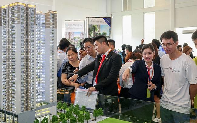 Trái chiều thị trường căn hộ Hà Nội và Tp.HCM