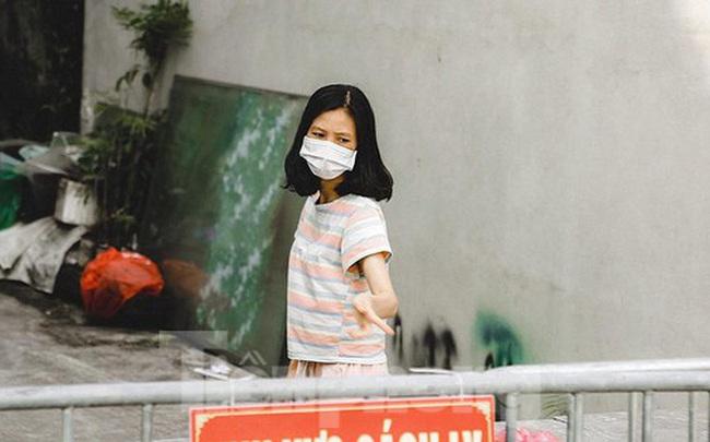Hà Nội phong toả ngõ 83 đường Dục Nội - nơi ở của ca bệnh số 2.911