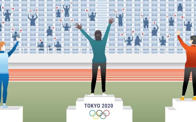 Kỳ 'Olympic cô đơn' của Nhật Bản
