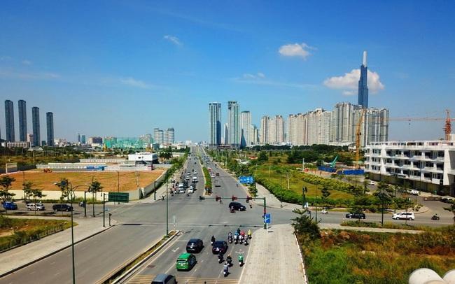 Hạ tầng giao thông đang mở lối cho bất động sản vùng TP.HCM mở rộng