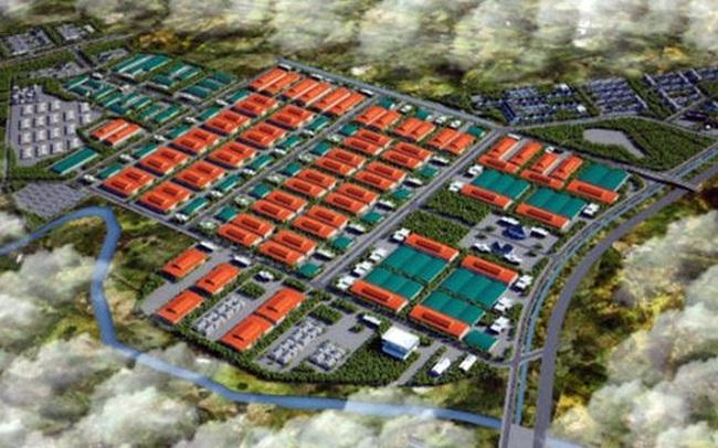 Dự án 3.200 tỷ đồng xây dựng khu công nghiệp ở Hà Nội được phê duyệt