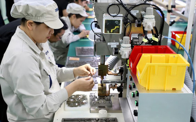 Vốn FDI đổ mạnh vào Việt Nam