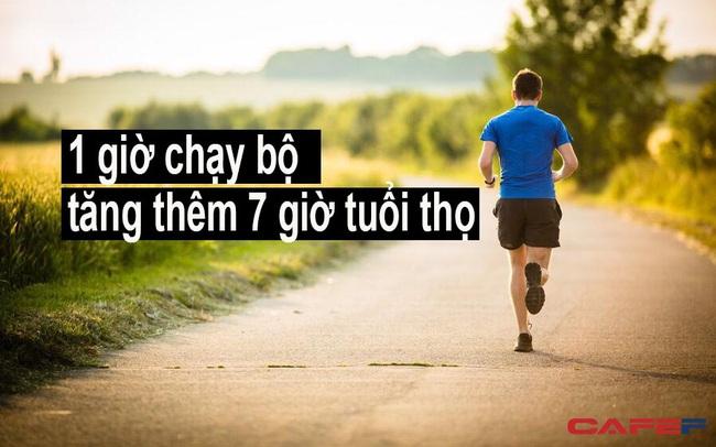1 giờ chạy bộ tăng thêm 7 giờ tuổi thọ: Lợi ích không ngờ của môn thể dục đơn giản, người người đều có thể tập