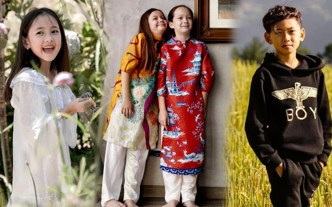 Hội Alpha Kid con nhà gia thế khủng showbiz Việt bé nào chân cũng dài miên man, tất cả là nhờ cha mẹ cho tập môn thể thao này