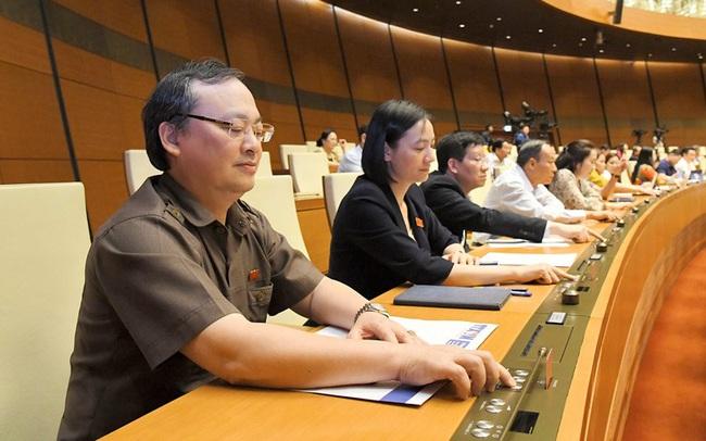 Ông Bùi Văn Cường làm Tổng thư ký Quốc hội, ông Trần Sỹ Thanh trở thành Tổng kiểm toán Nhà nước