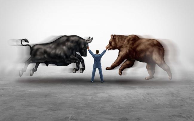 Tiền vẫn miệt mài chọn thị trường chứng khoán, VnIndex giảm nhẹ