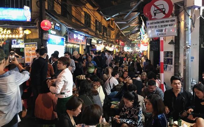 'Thắp sáng' kinh tế đêm sau COVID: Sẽ lung linh Hoàn Kiếm