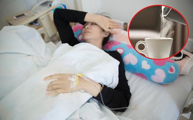 """Mới 28 tuổi, cô gái phải """"nhận án"""" ung thư thực quản vì một sai lầm khi uống nước mà nhiều người cũng đang mắc"""