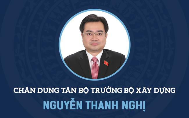 INFOGRAPHIC: Hành trình trở thành Bộ trưởng trẻ nhất của ông Nguyễn Thanh Nghị