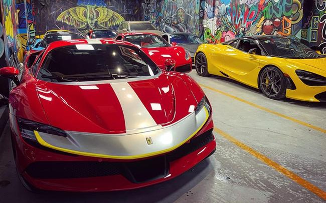 Ferrari SF90 Stradale của nữ đại gia 9X biến thành bản độc sau khi qua tay showroom, dân tình chờ đón siêu phẩm LaFerrari mới
