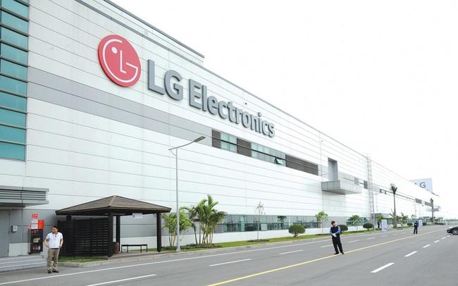 LG chào bán nhà máy smartphone tại Hải Phòng giá hơn 2.000 tỷ