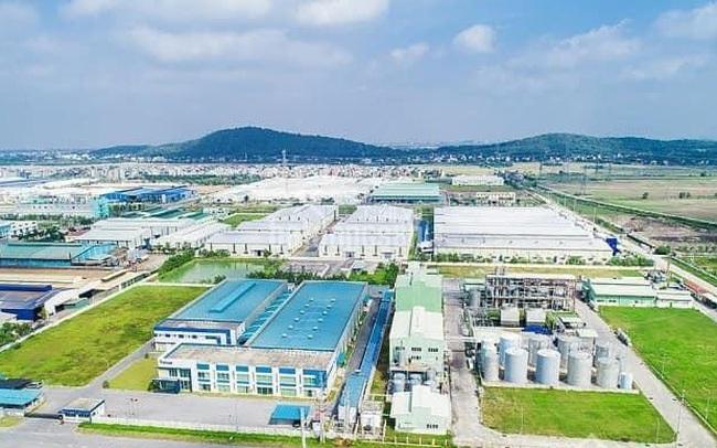 Đầu tư hạ tầng kỹ thuật KCN Bá Thiện 2.500 tỷ đồng