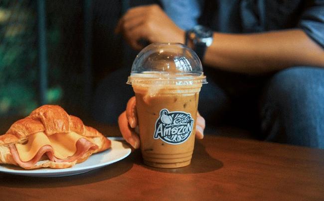 """""""Ông lớn"""" Thái - Café Amazon chính thức gia nhập và tuyên bố sẽ phủ khắp từ năm 2021: Cuộc chiến thị trường chuỗi cà phê Việt thêm khốc liệt hậu đại dịch?"""