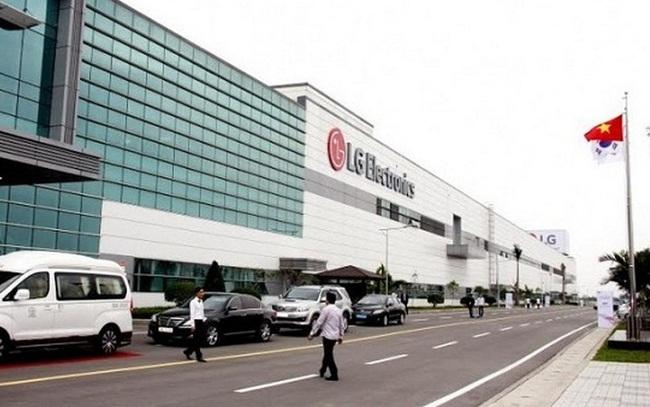 Trước khi có thông tin chào bán nhà máy smartphone, LG Electronics đóng góp bao nhiêu cho ngân sách Hải Phòng?